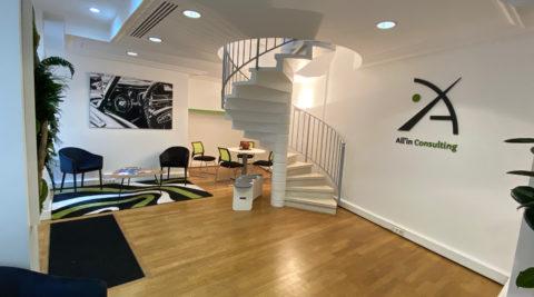 Nouveaux bureaux – Paris La Madeleine